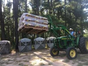 2016 corn 18 tons